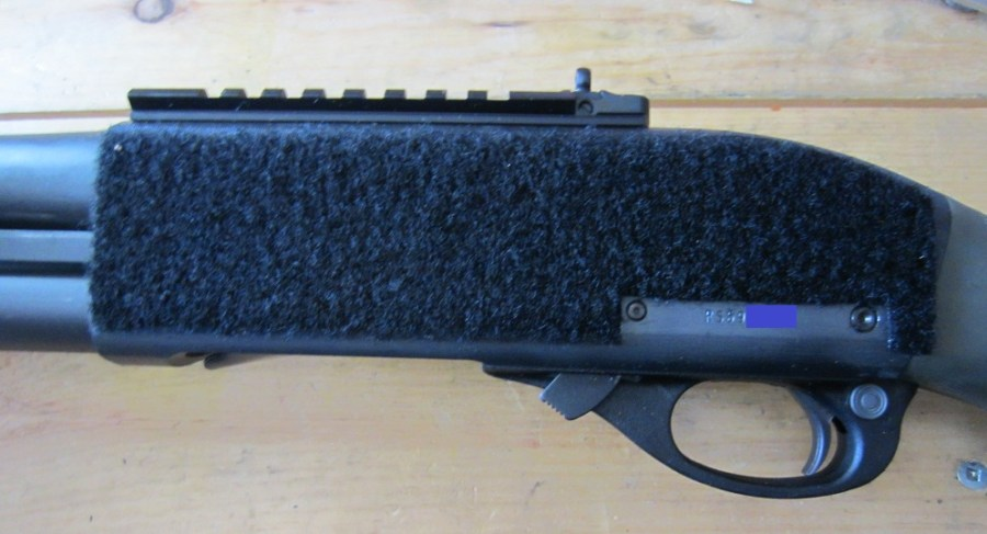 Remington 870 Receiver