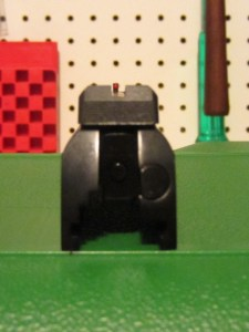 Remington R1 Enhacned sights