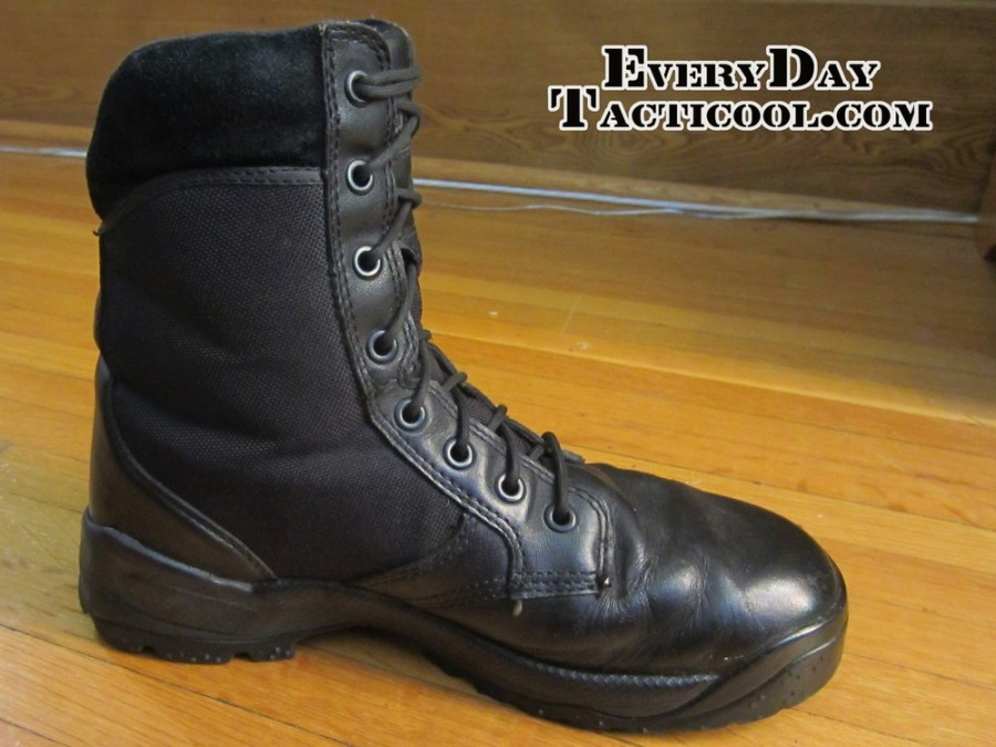 "5.11 Tactical 8"" Speed Boot inside"