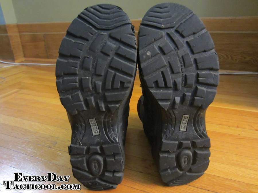 """5.11 Tactical 8"""" Speed Boot treads"""