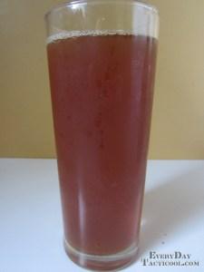 Black Creek Pumkin Ale poured