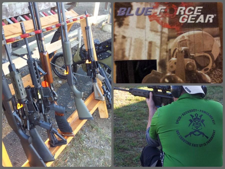 Galt 3 Gun collage
