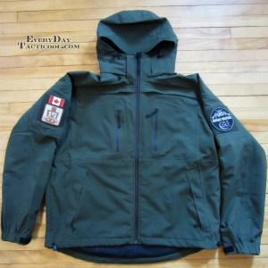 5.11 Sabre 2.0 Jacket front