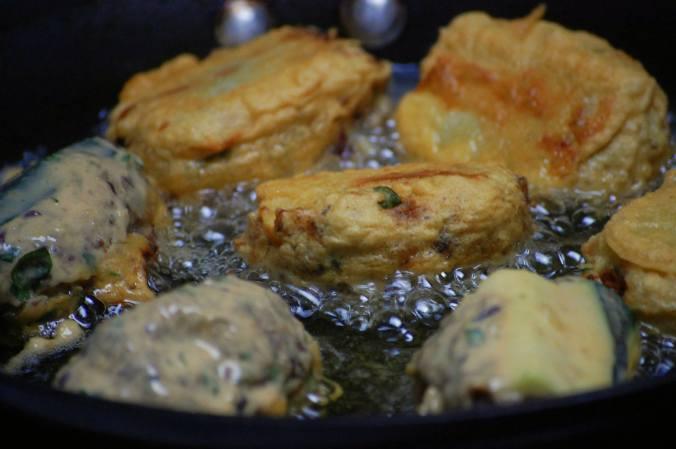 Vegan Mafrum - Stuffed Vegetables - North African Recipe