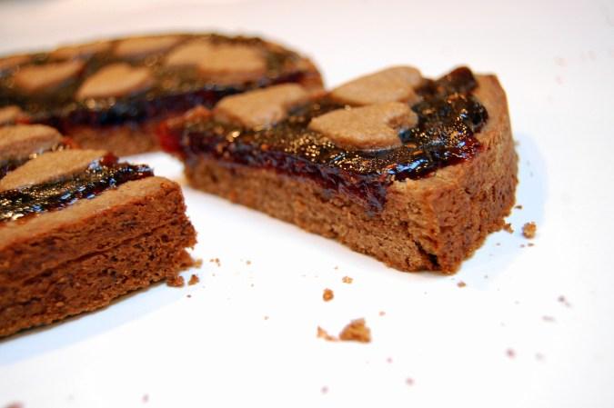 Vegan Linzer Torte