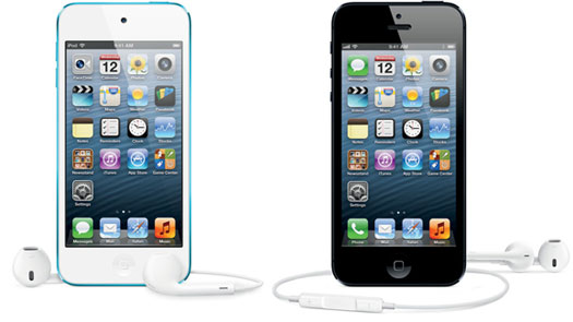 Gsm Vergelijken Differences Between Iphone 5 And Ipod Touch 5th Gen