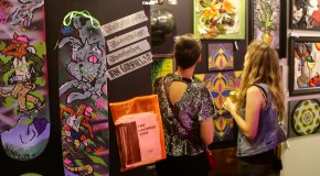 """""""Booze and Pancake Art Show"""" Gallery"""