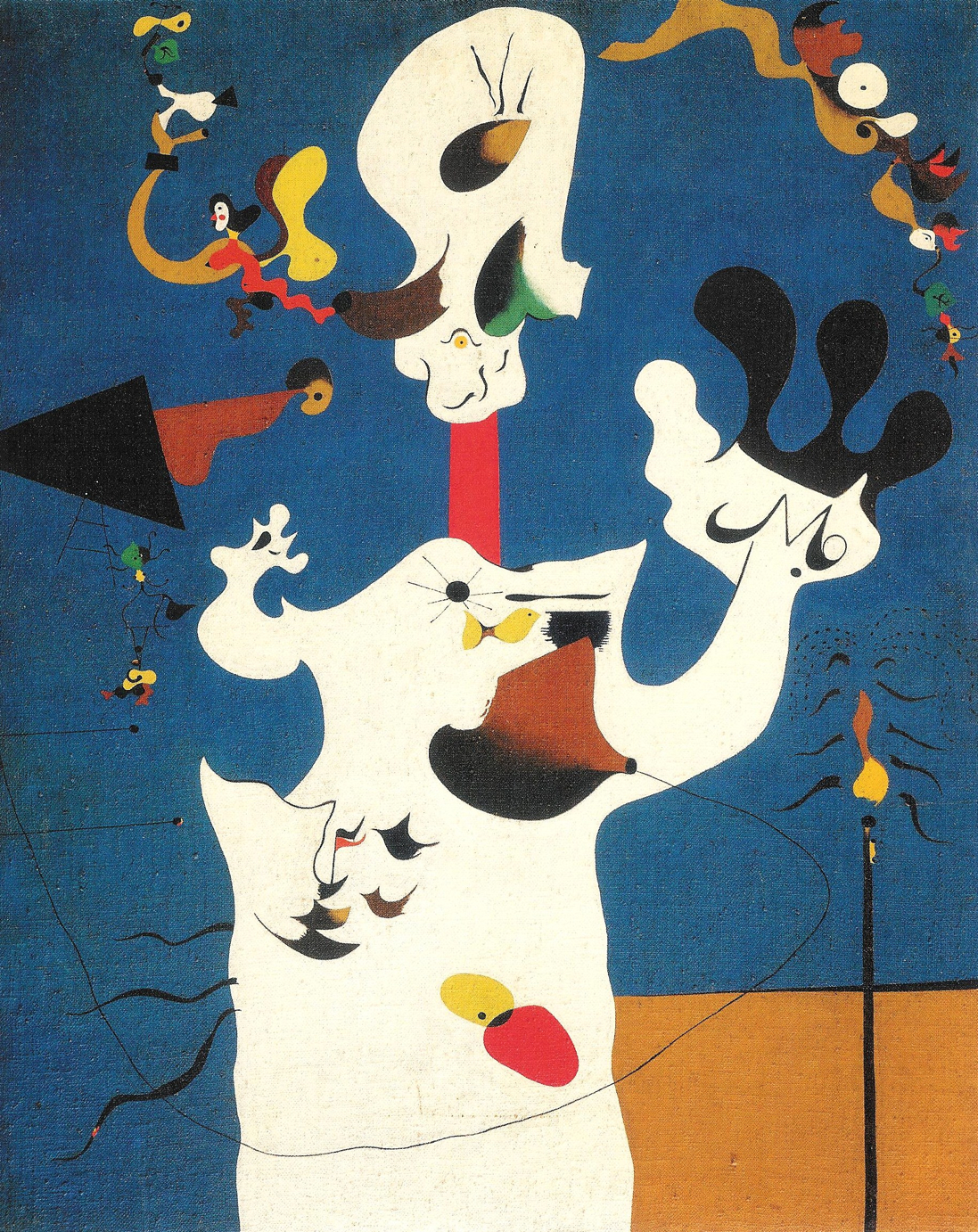 Joan Miro Epph Mirós Potato 1928