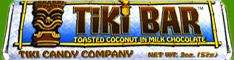 Tiki Candy Bar