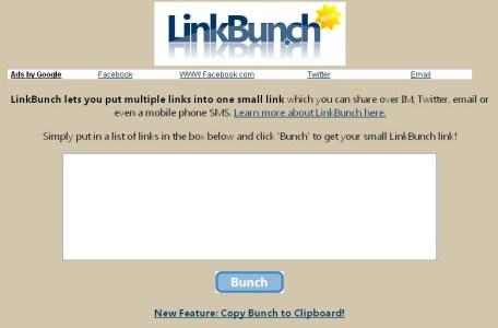 link bunch