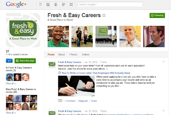Fresh  Easy California Jobs  Produce? - Everything PR - fresh and easy careers