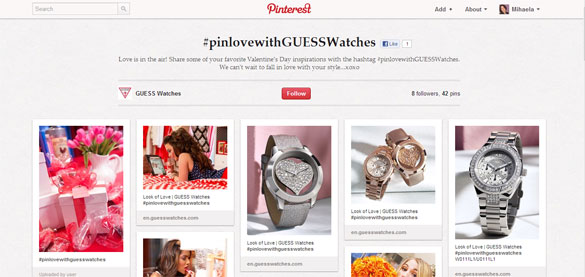 pinlovewithGUESSWatches