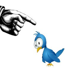 Twitter abuse