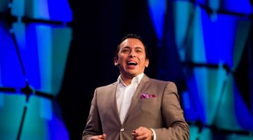Brian Solis at a recent PRSA event in Philly