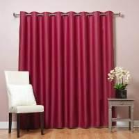 Top 6 Patio Door Curtains for Indoor and Outdoor