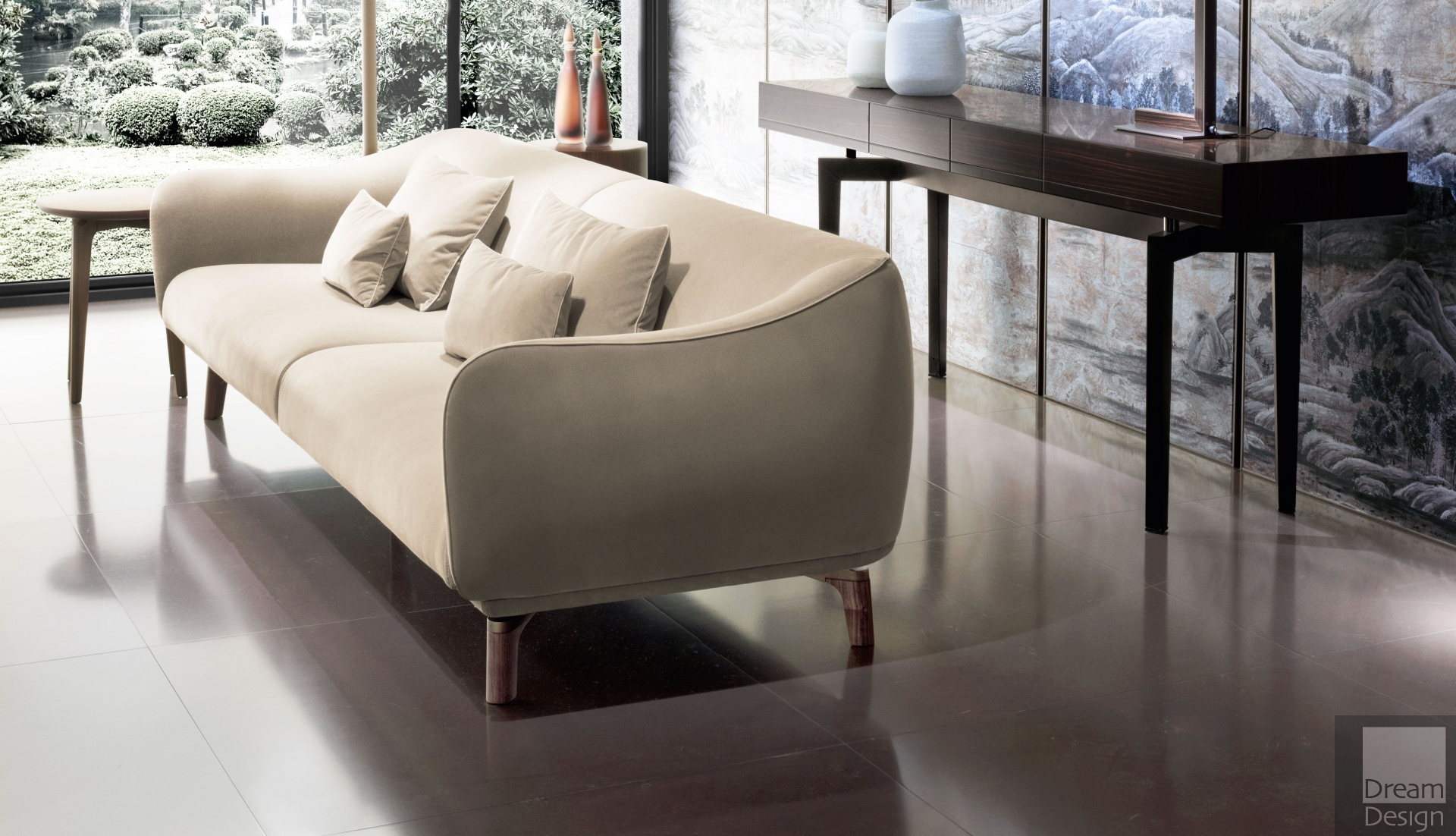 Living Sofa Pris Giorgetti Drive Sofa By Carlo Colombo Everything But Ordinary