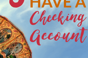 There's no reason to go without a checking account with so many free options available. Here are 5 benefits to having a checking account you should know!