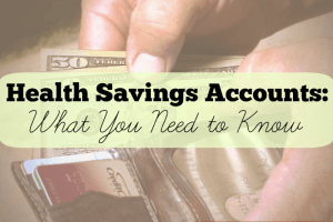 Confused about health savings accounts? Here's what you need to know.