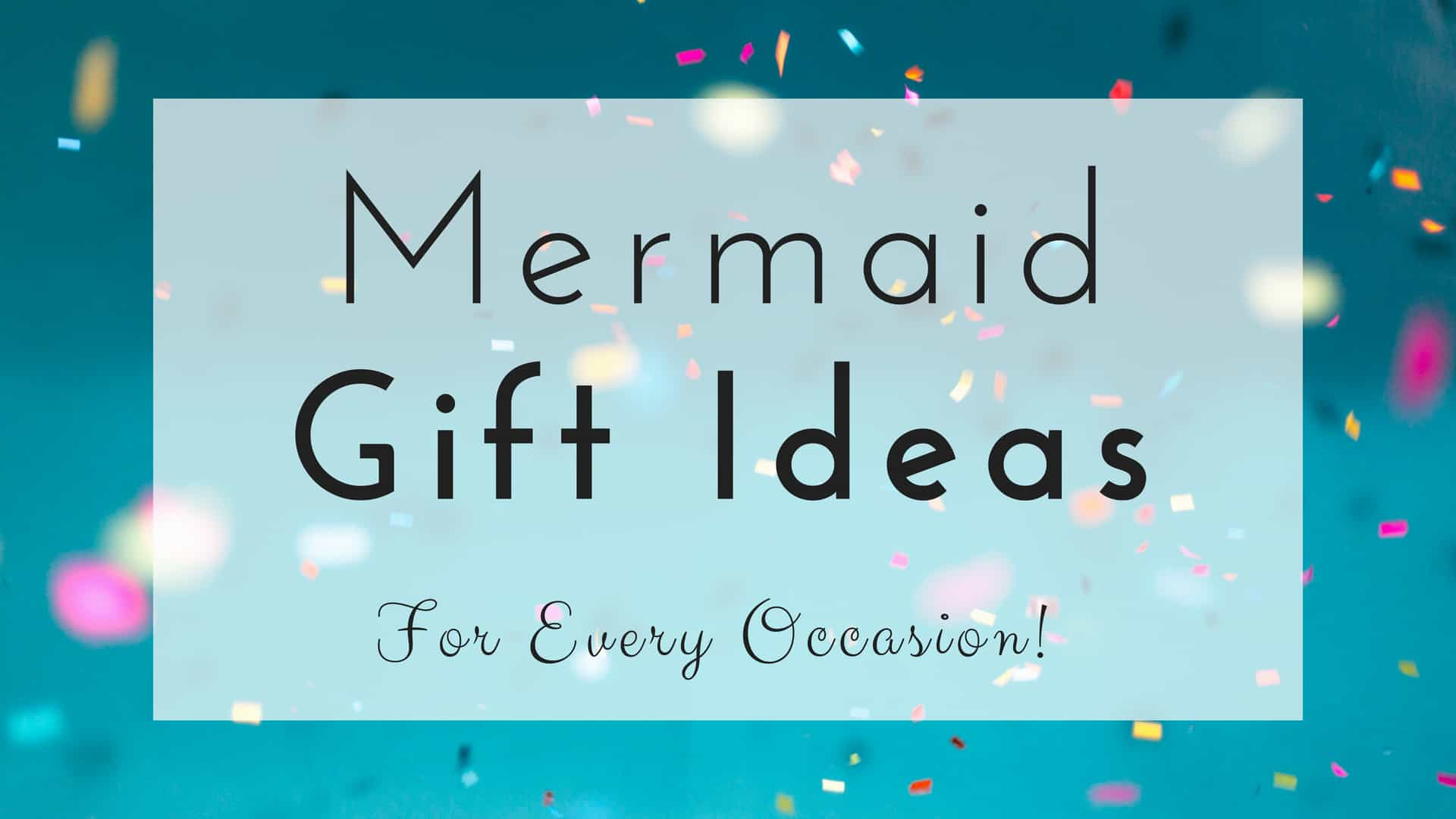 Mermaid Gift Ideas 24 Mermaid Gifts To Get Your That Will Be An Instant Success