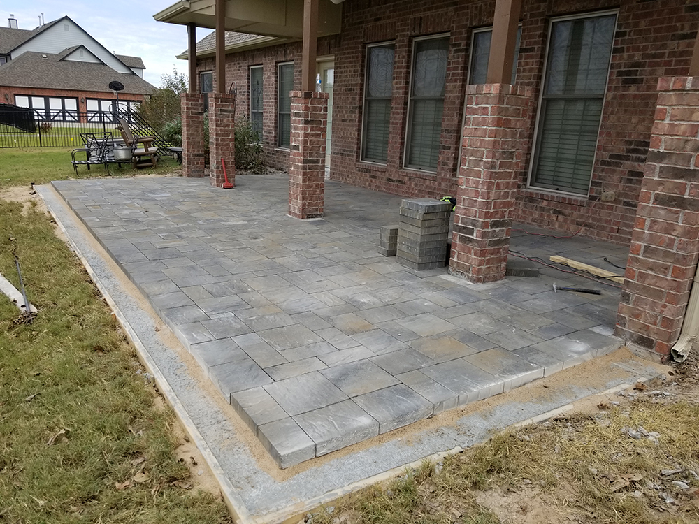 Landscaping Companies Near Me Everything Outdoors Work In Progress
