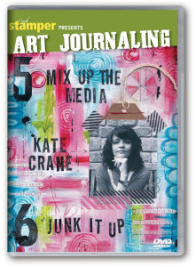 Kate Crane - Art Journaling 5&6 DVD