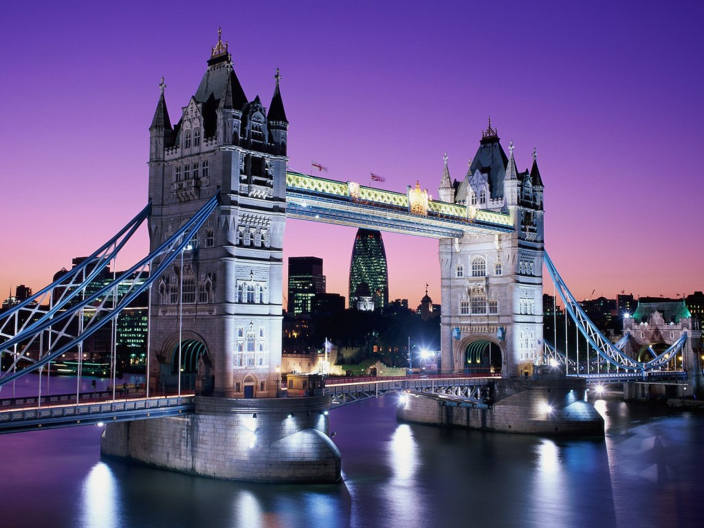 February - London, England