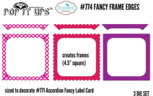 Fancy Frame Edges #774
