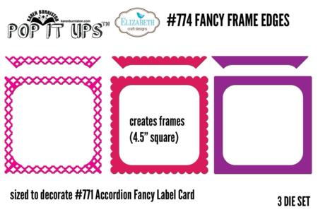 Fancy Frame Edges #774