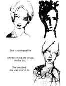 Scribbly Women
