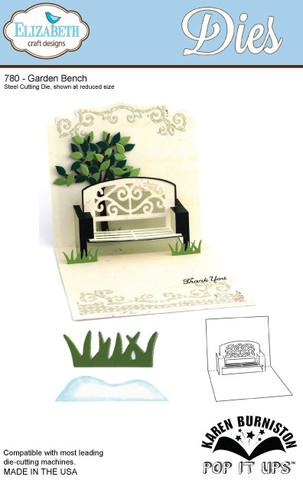 Garden Bench Die