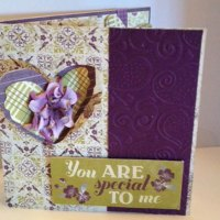 Karen Burniston - latest card making dies