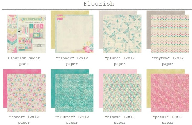 "Selections from the ""Flourish"" Collection"