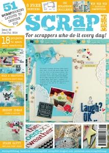 June/July 2014 Scrap365