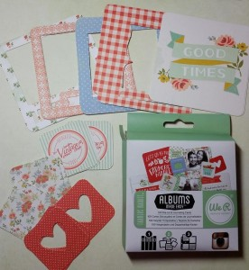 Albums Made Easy Die Cuts