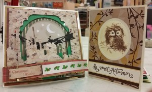 Cards with Michelle @ Everything Scrapbook and Stamps | Lake Worth | Florida | United States