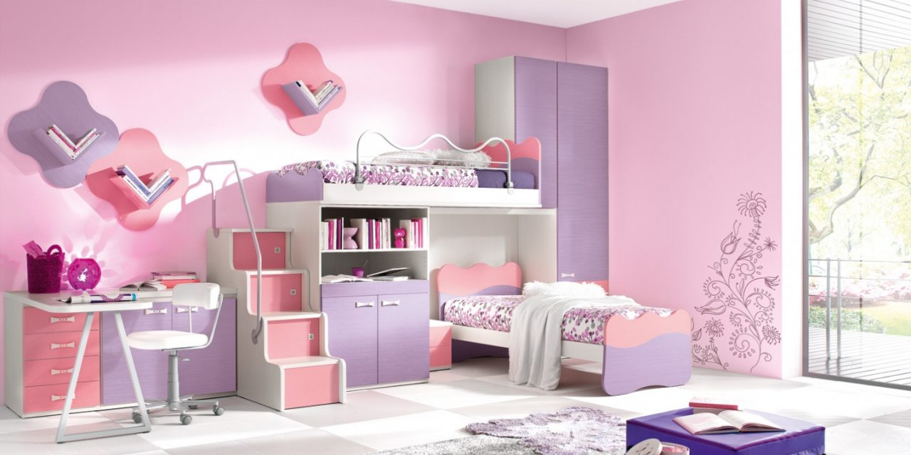 Coming Up With Fabulous Girls Bedroom Decorating Ideas Everything Simple