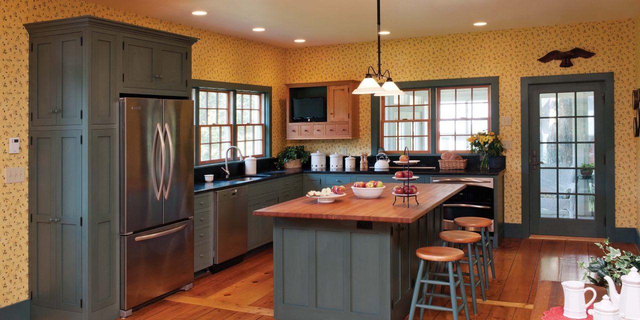 Kitchen Cabinet Colors 2012 Learning When And How To Paint Kitchen Cabinets At Home