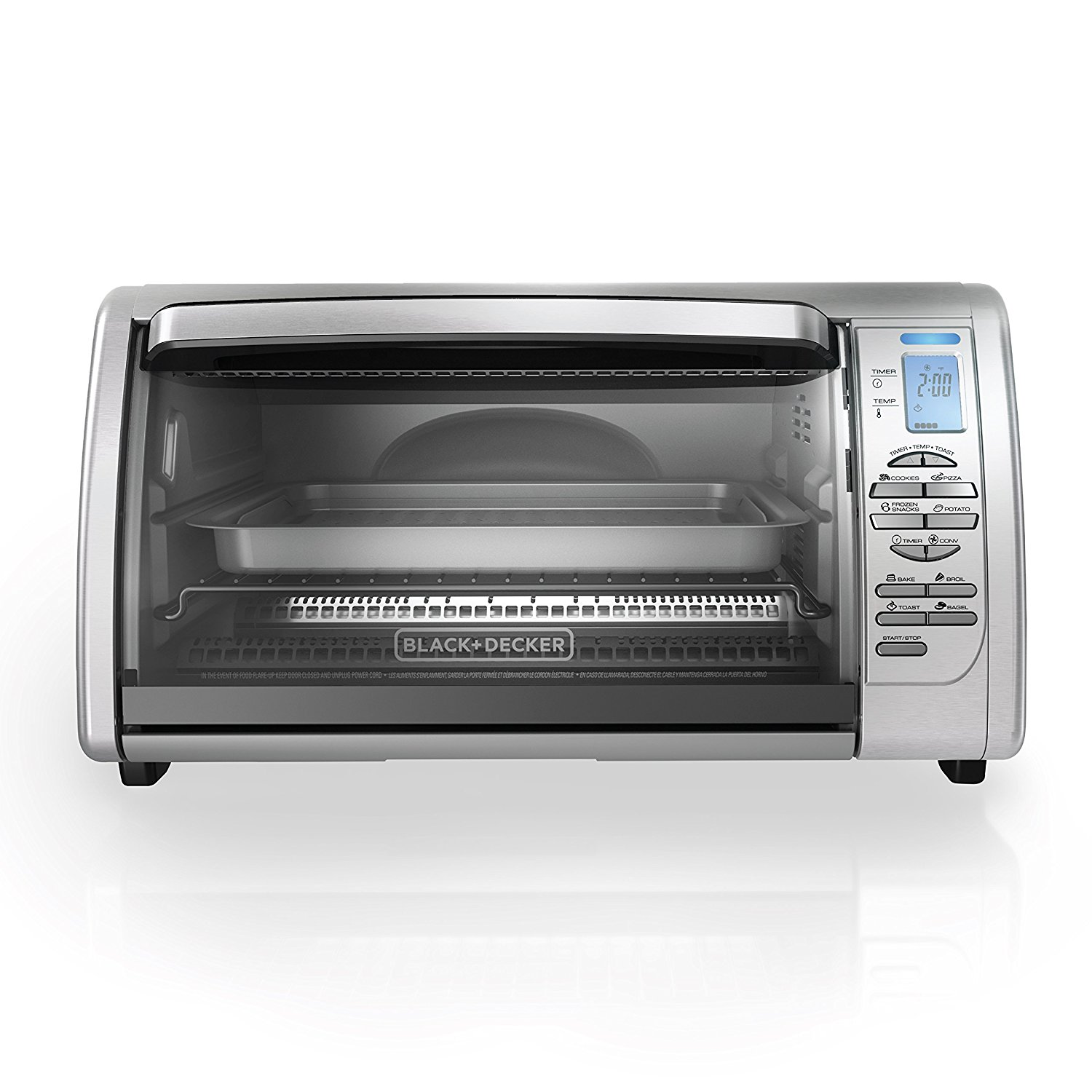 Best Countertop Ovens For Baking Top 5 Best Convection Ovens Reviewed Top Pick For 2017