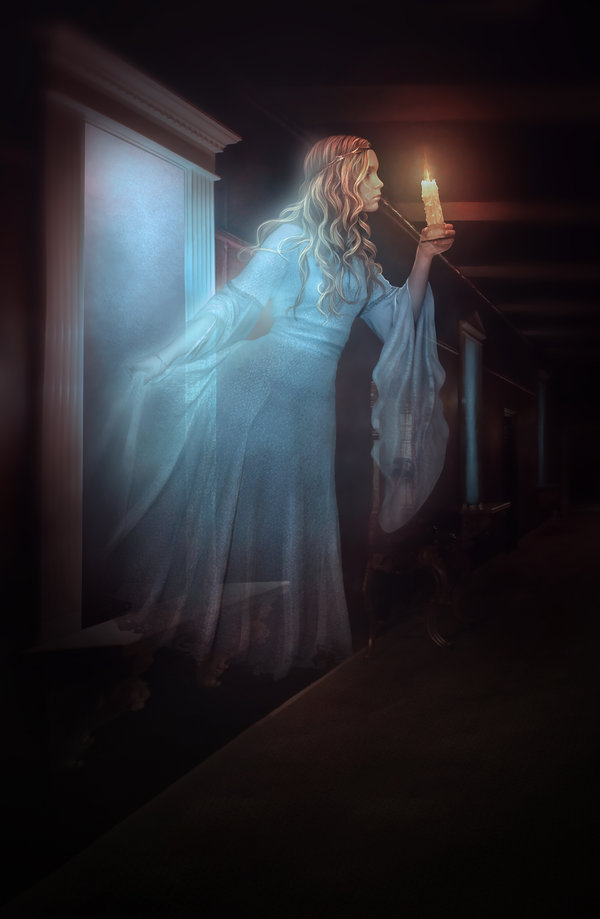 Beautiful Girl Sketch Wallpaper Spirits And Ghosts Ghost Stories Spirit Encounters And