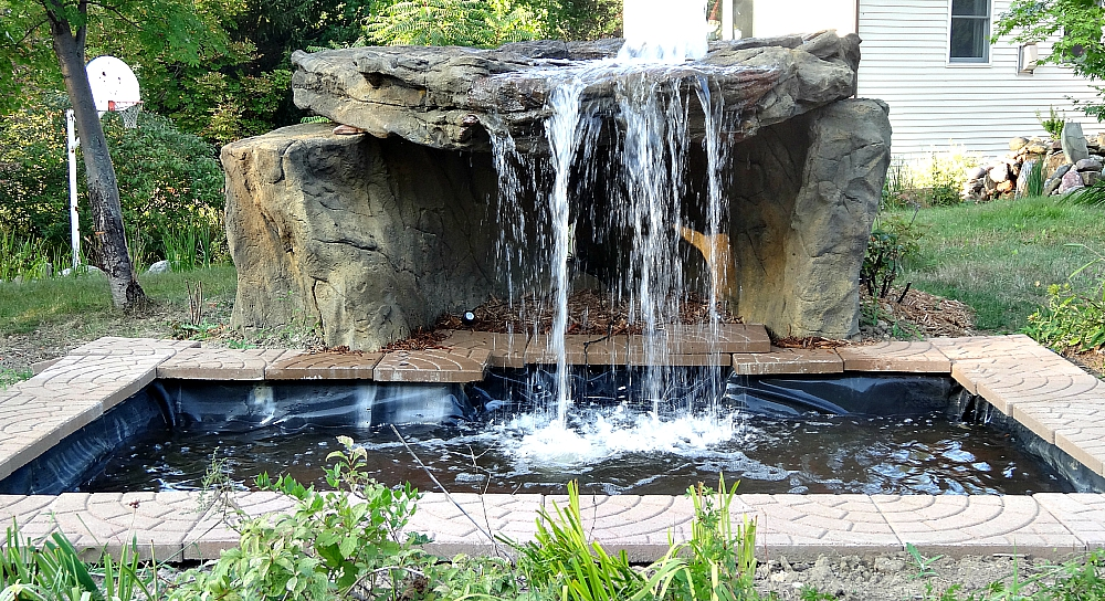 Landscape Waterfall Gallery