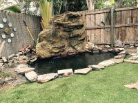 Waterfall Club | Backyard, Garden & Pool Rock Fake Waterfalls