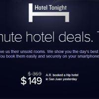 Travel App Review: Hotel Tonight