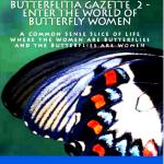 Butterflitia Gazette 2 front cover