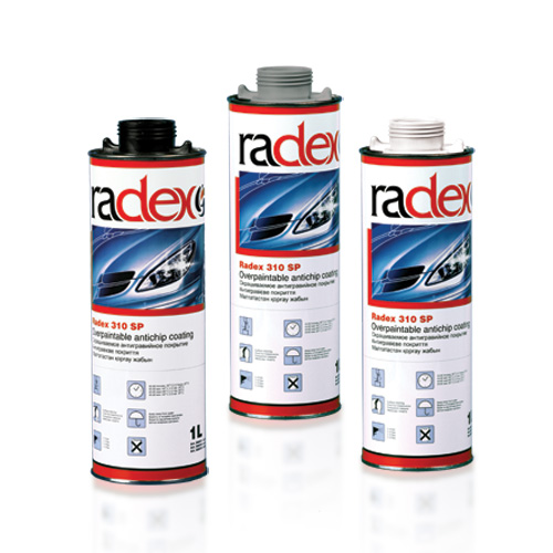 1L Anti-Chip Spray Can Over-paintable Radex ASR260010P