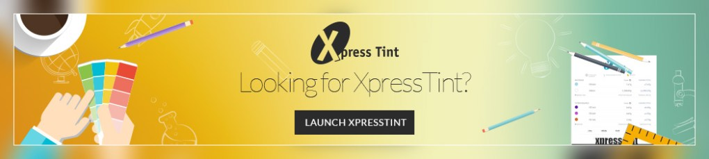 Looking for XpressTint?