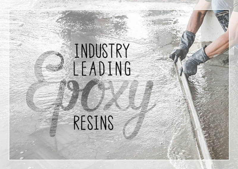 Industry Leading Epoxy Resin Coatings