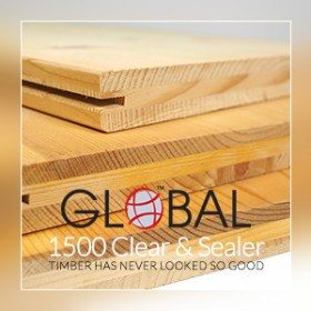 Global 1500 Clear & Sealer