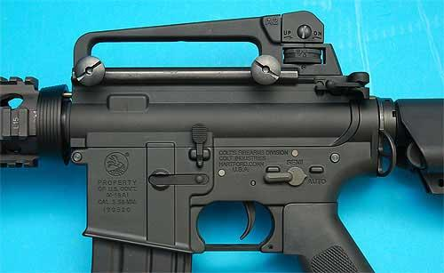 Airsoft Gun M4 Matrix Ar-15 M4 M16 Type Quick Detach Assault Rifle
