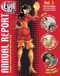 Evil Inc Annual Report (Vol. 5)