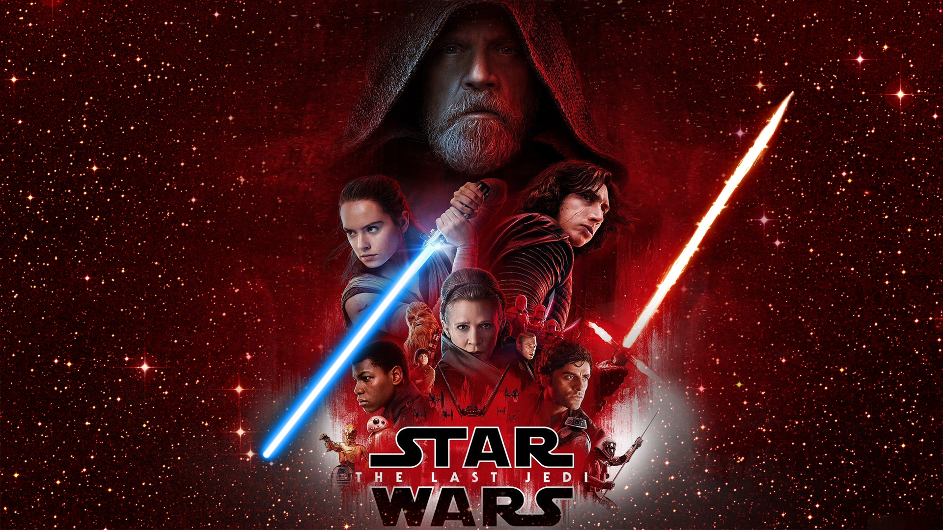 Lightsaber Iphone Wallpaper Review De La Pelicula Star Wars Los Ultimos Jedi Evilnapsis